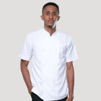 Prestige white Chefs Jacket/chefs coat/ chefs uniform MC2