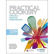 Practical Cookery by David Foskett 13th edition