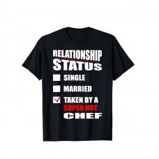 Relationship Status Valentine's T- Shirt