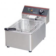 10 Liters Linkrich Commercial single basket Electric table top deep fryer