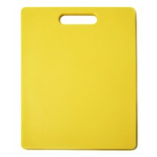 National Original Non-Slip Gripper Yellow Cutting Board, yellow chopping board 40cm X 25.5cm