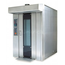 Linkrich Diesel Fired Convection Rotary Oven / 50kg Bread Capacity