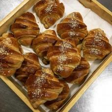 XO Bakery Freshly baked Almond Croissant