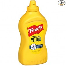 French's Classic Yellow Mustard Squeeze Bottle 226 grams