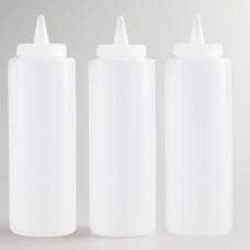 Clear Squeeze Bottles, Condiment Squeeze Bottle, liquid bottles