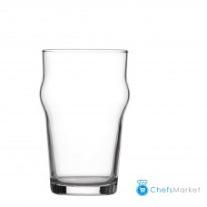 LAV Clear Nonic Glass