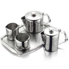 Stainless Steel culinary Coffee Set / Tea set