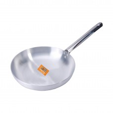 21cm Tower Gold Natural Finish Aluminium Frying Pan, Fry Pan, Commercial Grade